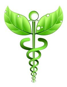 סמל המייצג את הרפואה האלטרנטיבית